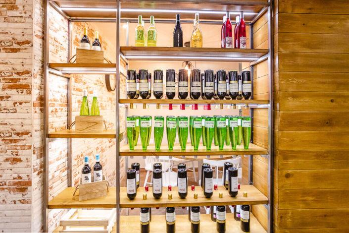 botellero vinos