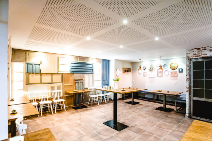 Sala reservado restaurante